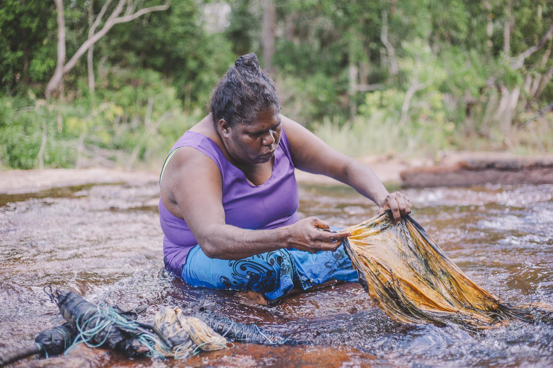 Bernadette Watt Aboriginal Artist